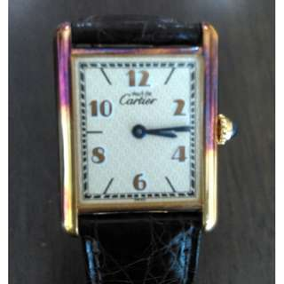 Cartier Tank Solo Watch