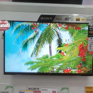Cicilan TV LED tanpa kartu kredit proses cepat 3 menit lg promo 0% 6x