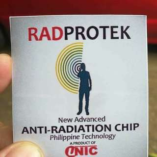 RADPRATEK Anti-radiation chip
