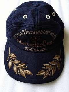 mercedes benz vintage cap
