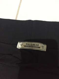 flare skirt pull and bear