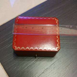 Cartier Watch Box