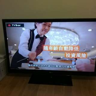 LG 牌47吋 LCD電視