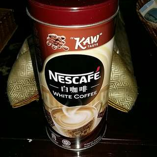Nescafe Tin