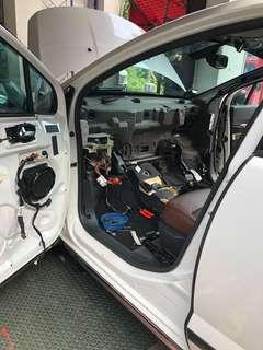 Car air-con repair & servicing