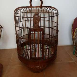 "15""bird cage"