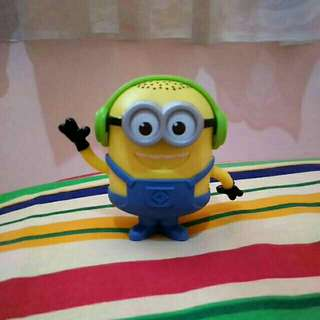 Minion happy meal