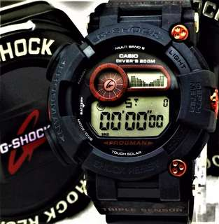 FROGMAN LIMITED EDITION WATCH