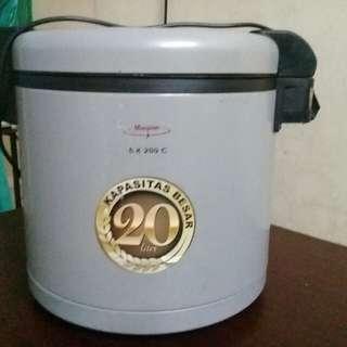 Magic jar miyako 20 liter