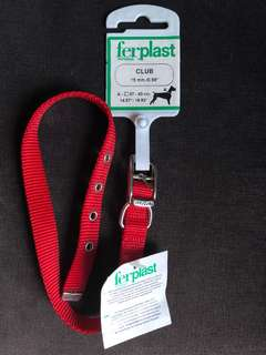 Dog collar new with tags 37-43xm