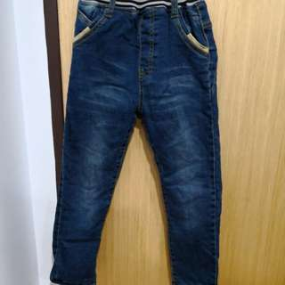 Boys Winter Long Pants