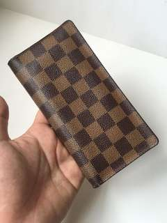 Authentic Louis Vuitton Damier Long Wallet