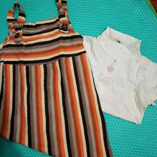 Dress bulu