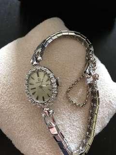 Omega鑽石手錶