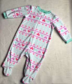 BNEW! Frogsuit overall for baby girl 6-9 mos