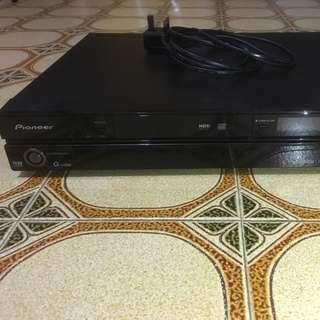 PIONEER DVR-LX70 DVD RECORDER
