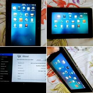 Blackberry Playbook (Tablet)