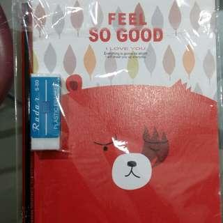 Feel so good 筆記簿