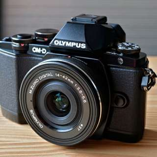 Camera Olympus Amd Em10 mark ii bisa cicilan tanpa kartu credit