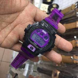 G-SHOCK DGK LIMITED EDITION WATCH