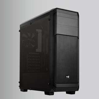全新水冷打機電腦連Mon