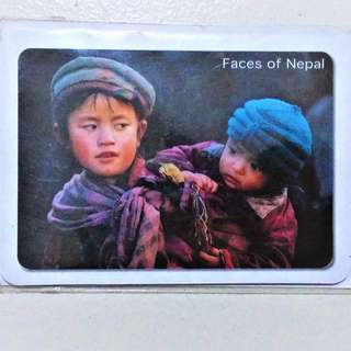 Good Quality Faces of Nepal Magnet