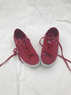 🔥 Red Puma Sneakers 🔥