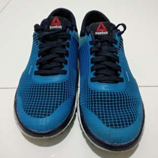Reebok nanoweb zrated blue