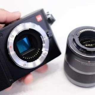 Camera mirorles dari xiaimi yi m1 bisa di cicil tanpa kartu credit