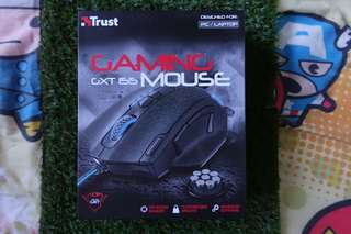 Gaming Mouse TRUST GXT155