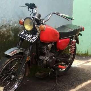 Motor CB-100