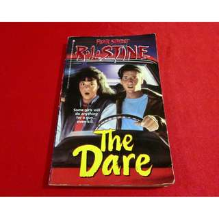 The Dare by R. L. Stine