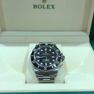 Rolex Sea Dweller 116600