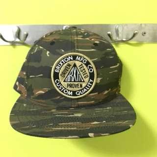 BRIXTON Snapback Cap (Pre-Loved)