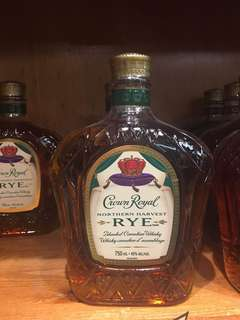 <2016 World Whiskey of the Year> 未開封 Crown Royal Northern Harvest Rye