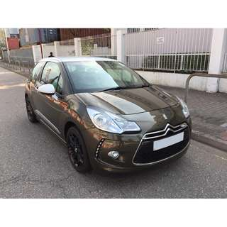 CITROEN DS3 1.6 VTI 2014