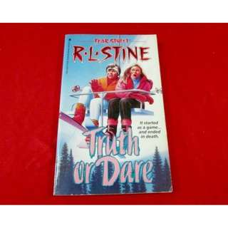 Truth or Dare by R. L. Stine
