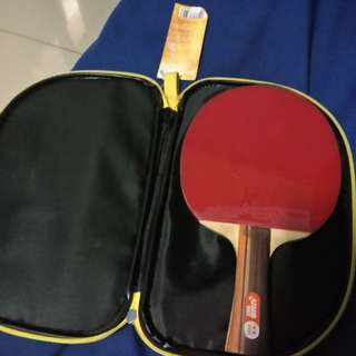 Dhs double happiness ping pong racket