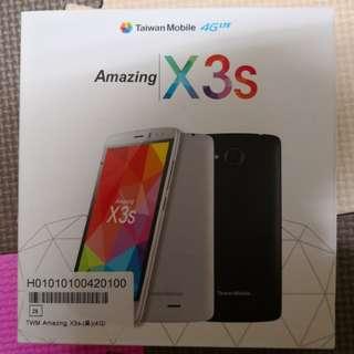 Amazing X3s