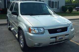 2005 Ford Escape 2.3 XLS Automatic Transmission