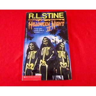 Halloween Night II by R. L. Stine