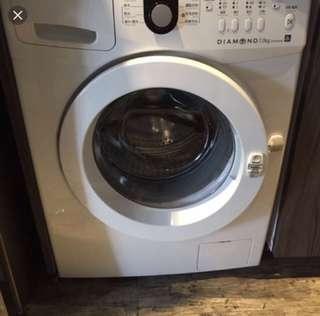 洗衣機 7kg 1000轉,全正常