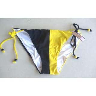 Victoria's Secret Two Tone Side Tie Bikini