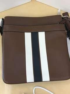 Original coach men sling bag crossbody handbag