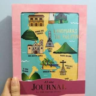 Original Paper Stone Journal