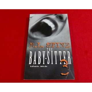 The Baby-sitter 3 by R. L. Stine