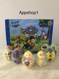 Paw patrol surprise egg- ideal kids goodies bag toy gift