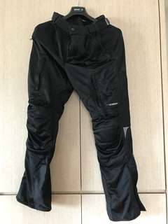 RS Taichi vetting riding pants Size M