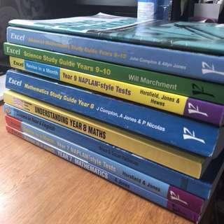 JUNIOR STUDY BOOKS