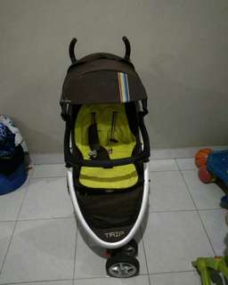 Stroller cocolate trip